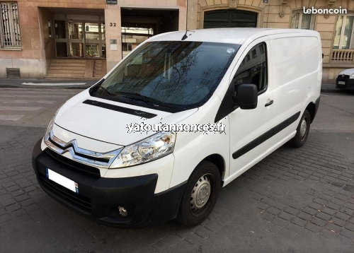 Yatoutannonces.com :  Vehicules -> Utilitaires -> Appartement : Citroën Jumpy FOURGON TOLE 27 L1H1 90HDI BUSINESS